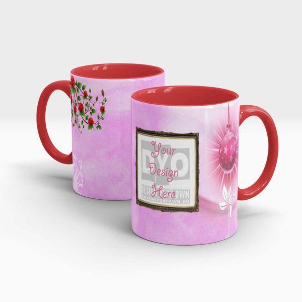 Custom Printed Coffee Mug