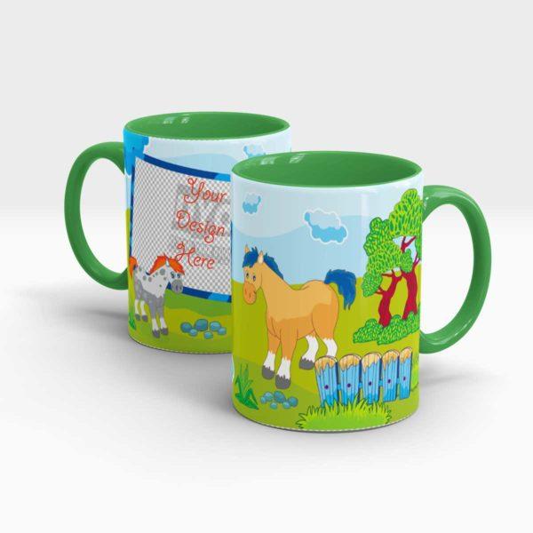 Custom Printed Fun Mug for Kids