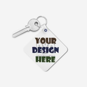 Design Your Own Key Chain