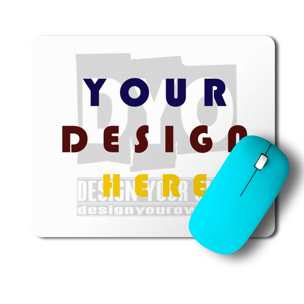 design your own mouse pad design your own online gift. Black Bedroom Furniture Sets. Home Design Ideas