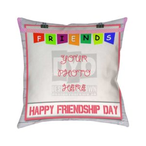 Design Your Own Best Friend Gift Vushion