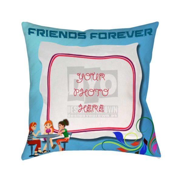 Design Your Own Best Friend Gift Cushion
