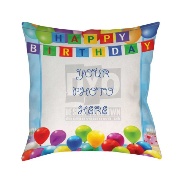 Design Your Own Birthday Gift Cushion