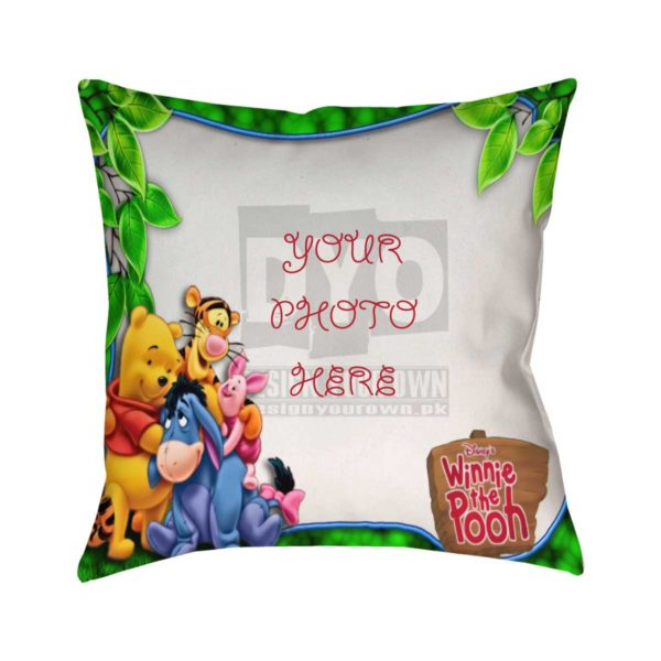Winnie The Pooh Gifts for Kids Cushion