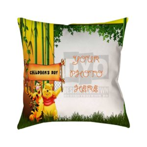 Design Your Own Children's Day Gift Cushion
