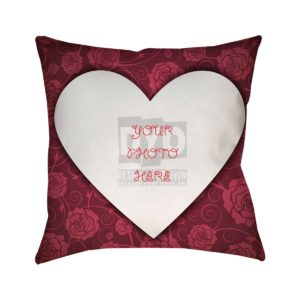 Design Your Own Valentine's Day Gift Cushion