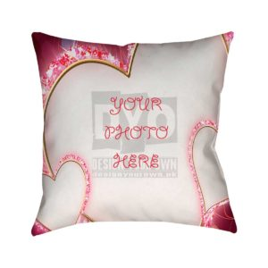 Custom Valentine's Day Gift Cushion