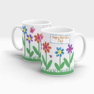 Mother Day Gift Mug White