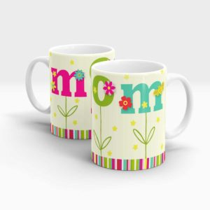 Mothers Day Gift Mug White