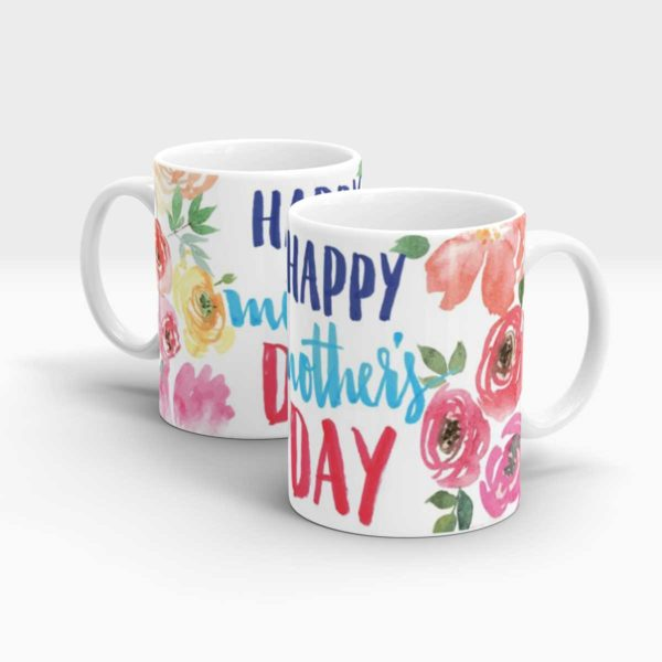 Mothers Day Gift Mug White