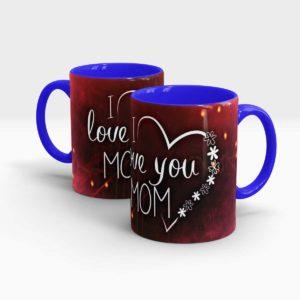 Mothers Day Gift Mug-Blue