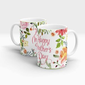Mothers Day Gift Mug-White