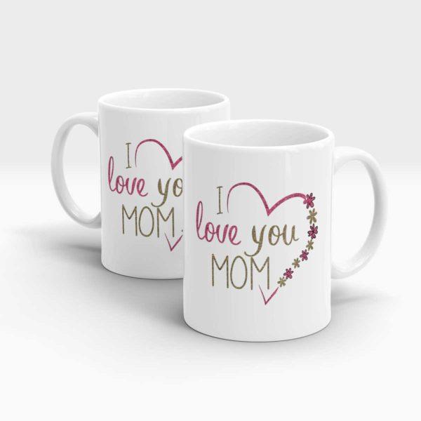Mothers Day Gift Mug-White