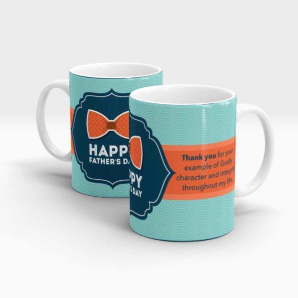 Fathers Day Gift Mug-White