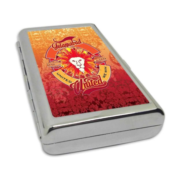 PSL 3 Islamabad United Card/Cigarette Case