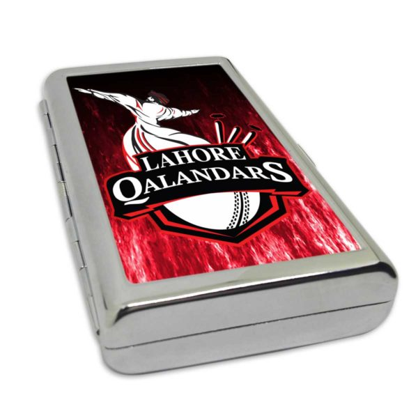 PSL 3 Lahore Qalandars Card/Cigarette Case