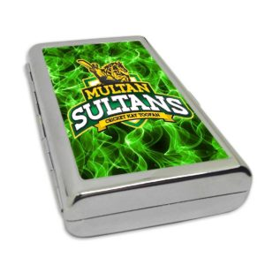 PSL 3 Multan Sultans Card/Cigarette Case
