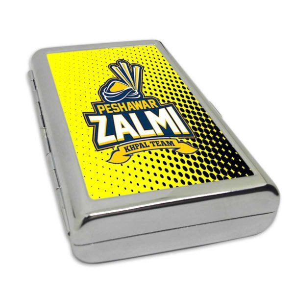 PSL 3 Peshawar Zalmi Card/Cigarette Case