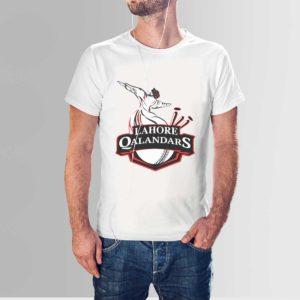 PSL 3 Lahore Qalandars T Shirt