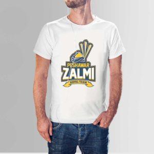 PSL 3 Peshawar Zalmi T Shirt