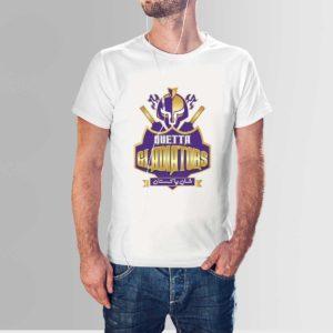 PSL 3 Quetta Gladiators T-Shirt
