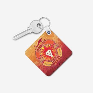 PSL 3 Islamabad United Key Chain