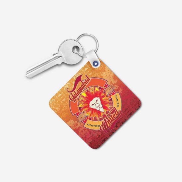 PSL 3 Islamabad United Key Chain