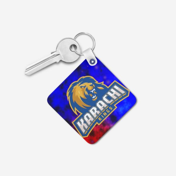 PSL 3 Karachi Kings Key Chian