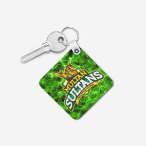 PSL 3 Multan Sultan Key Chain