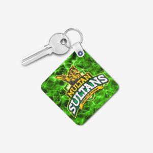PSL 3 Multan Sultan Key Chain