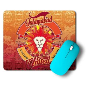 PSL 3 Islamabad United Mouse Pad