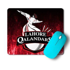 PSL 3 Lahore Qalandars Mouse Pad