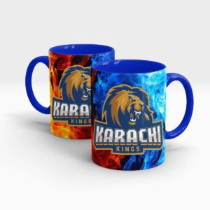 PSL 3 Karachi Kings Mug