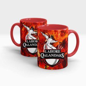 PSL 3 Lahore Qalandar Mug