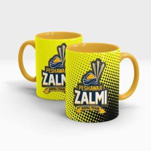 PSL 3 Peshawar Zalmi Mug