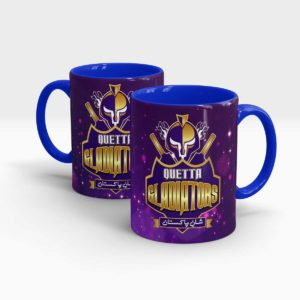 PSL 3 Quetta Gladiators Mug