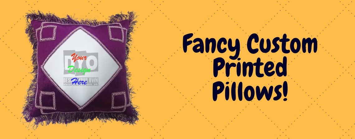 Design Your Own Pillow Cushion