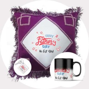The Best Dad - Father's Day Gift Combo Pack