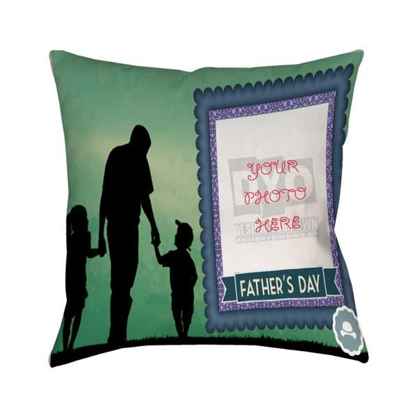 Father's Day Customized Gift Cushion