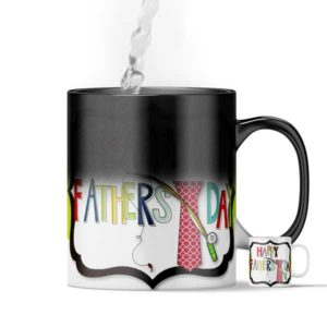 Happy Father's Day Magic Color Changing Gift Mug