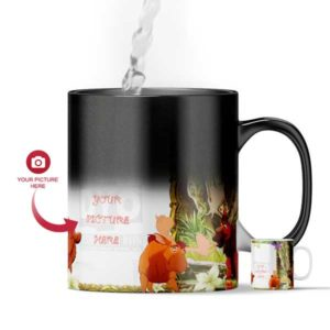Design Your Own Jungle Book Magic Color Changing Mug For Kids