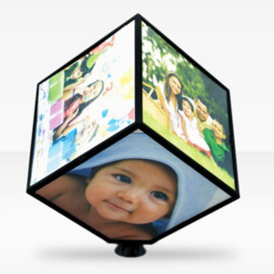 Design Your Own Revolving Cube