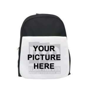 Design Your Own Picture School Bag