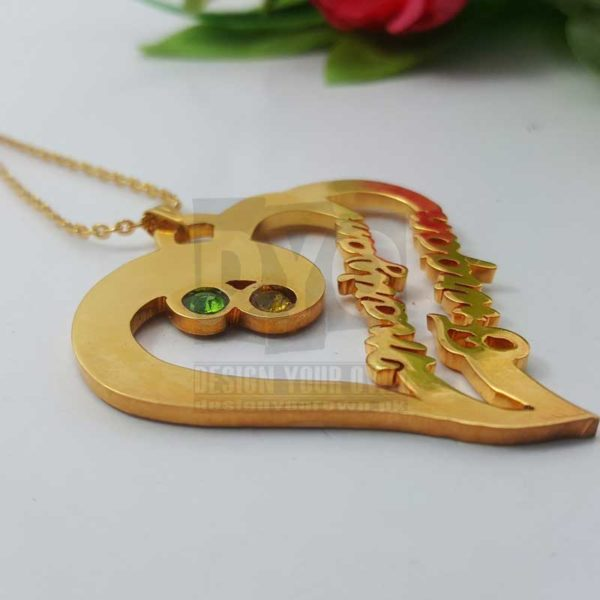 Design Your Own Personalized Name Necklace