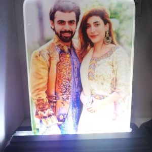 LED Photo Frames