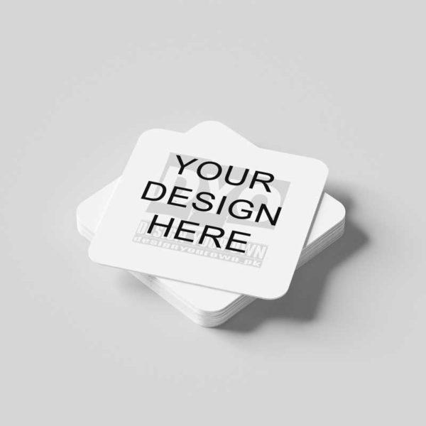 Custom Printed Tea Coaster