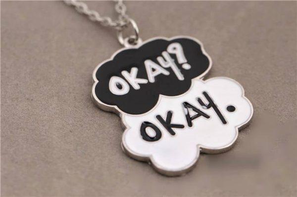 Okay Okay Necklace