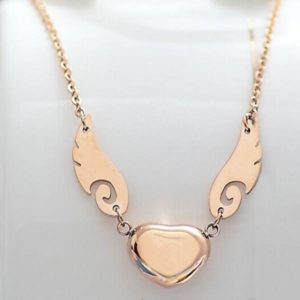 Heart Wings Necklace