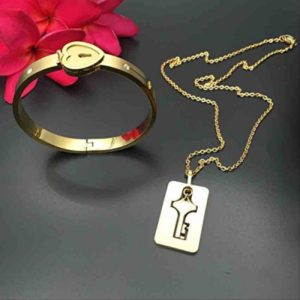 Love Key Bracelet
