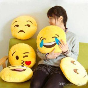 Emoji Cushion